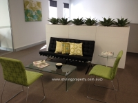 thumbs reception after Property Styling Sydney Portfolio